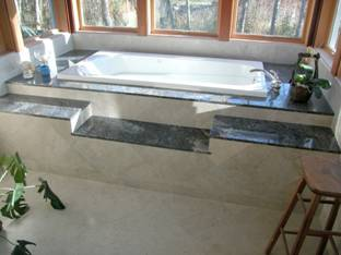 bathroom remodeling contractor stone image 7
