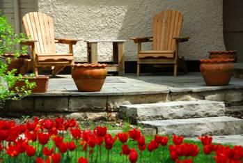 decks and patios stone image 1