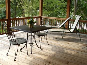 backyard deck and patio pictures