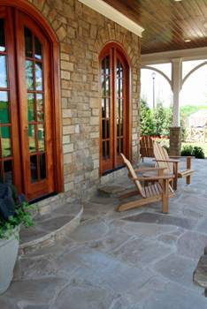 front porch patio stone image 11