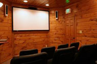 Basement Home Theater Picture 3