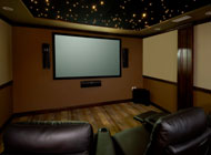 Home Theater Installation Picture 2