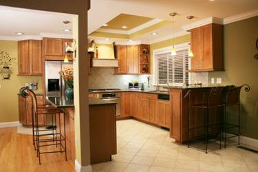 Lighting Design -Interior Design - Kitchen Remodel GALLERY