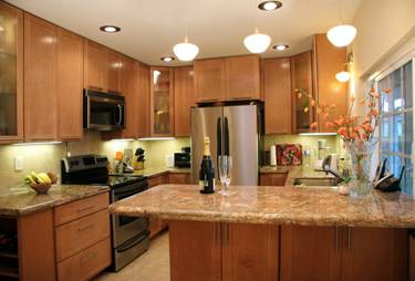 Custom Kitchen Remodeling Of Long Narrow Kitchen Image 8