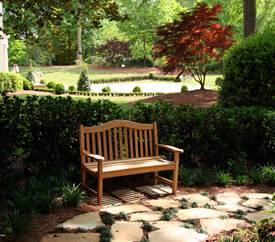 landscape design bench image3