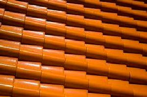 Terra Cotta Roof Tiles Pic3