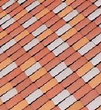 colorful slate roofing